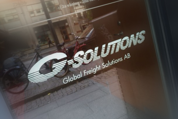 G-Solutions Door Sign